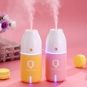 2018 New Cheap Price Skin Portable Cool Mist Ultrasonic Humidifier For Home