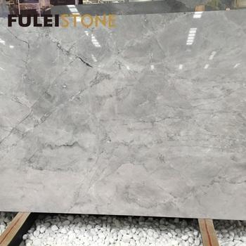 Polished Cheap Price Super White Grey Quartzite Granite Marble Slabs