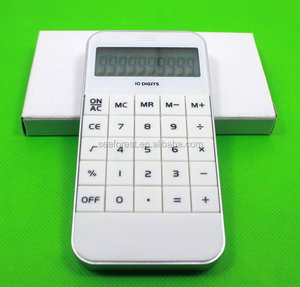 mini size pocket 10-digit electronic scientific calculator for students