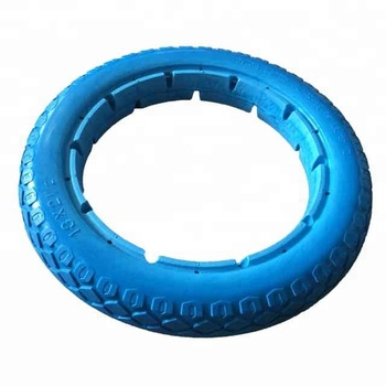 "6"" 8"" 10"" 12"" 16"" 42"" 48"" 52"" 54"" Airless Small Wide Large PU Foam Wheel For Bicycles"