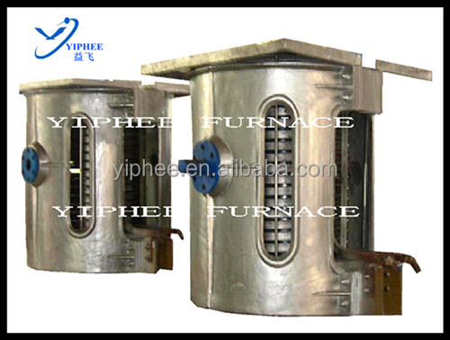 High Efficiency Iron/steel Scrap Induction Melting Furnace Small Induction Furnace