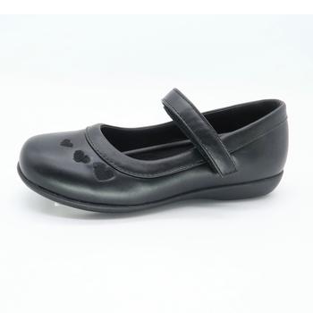 Little Girls School Flats Kids Shoes