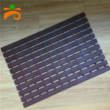 Sauna room use safety massage design anti slip shower bath mat
