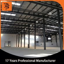 design prefab steel structure warehouse building