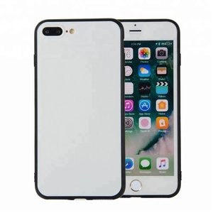 Custom Printed Blank White Phone Case for iPhone 7/8