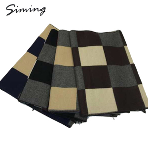 Good quality high-grade modern polyester winter scarf