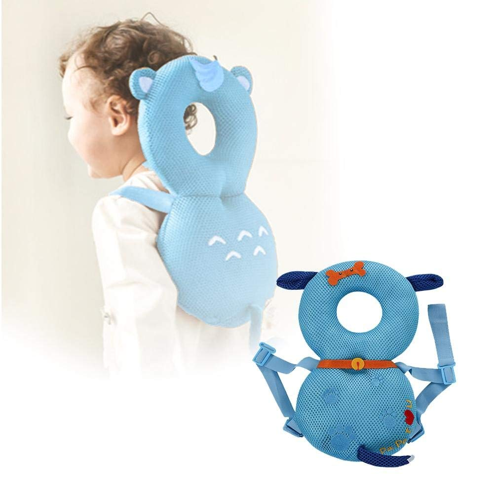 Baby Bedding Baby Toddler Drop-resistance Breathable Headrest Baby Head Protection Back Pad Shatter-resistant Pillow Anti-collision Head Cap