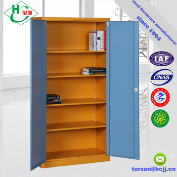 Heavy Duty Steel Garage Tool Storage Locker Cabinet With Adjustable Shelves