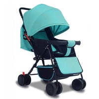 Custom Baby Strollers Cart based on Simple but Useful Design