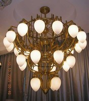 Vintage Chrom Copper Best Selling Hotel and Living Room Pendant Lighting