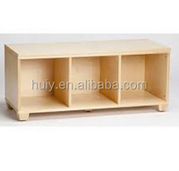 high quality wooden CD racks & DVD stands