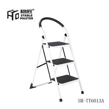 Folding Steel Chair Cat Step Ladder