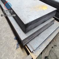 Manufacture Directly Hot Rolled Chequered Checkered Galvanized Checker Steel Plate