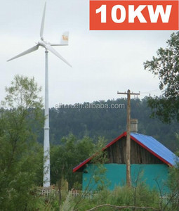 Promotion price low RPM 10KW Wind TURBINES windmill also called generator electric generating windmills