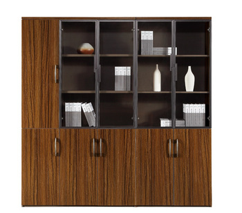 Wooden Material And Tv Stand Specific Use White High Gloss Cabinet Design Office Filling