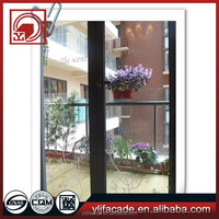fashion aluminum extrusion French Door for Decoration company