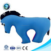 European standard wholesale cheap funny neck pillow cute u-shape baby animal shaped pillow