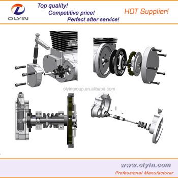 4 Takt Motoren Voor Fietsen 2 Fiets Motor Prestaties Onderdelen