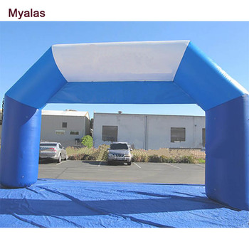 christmas inflatable giant advertising inflatable arch/Inflatable arch gate for sale entrance arch gate