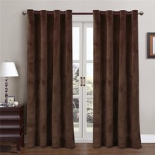 Different Models of finished blackout curtain product with high quality