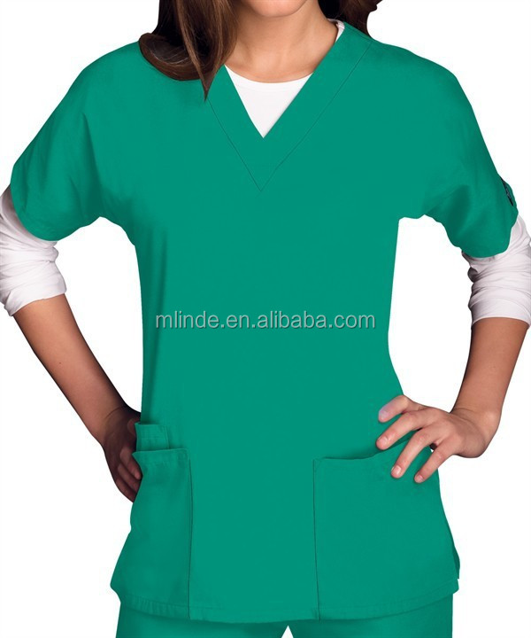 CUSTOM MADE nurse uniform manufacture china