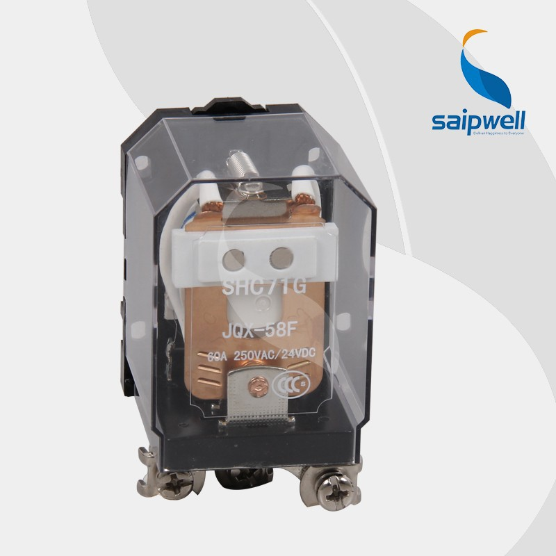 SAIPWELL/SAIP New Product High Power General Purpose Electrical Relay Switch