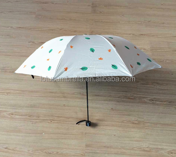 Chinese supplier quality products spf sun protection cheap anti uv fold outdoor clear travel small umbrellas