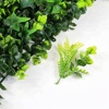 50x50cm 12pcs/ctn waterproof mixed artificial faux ivy leaf for interior decoration