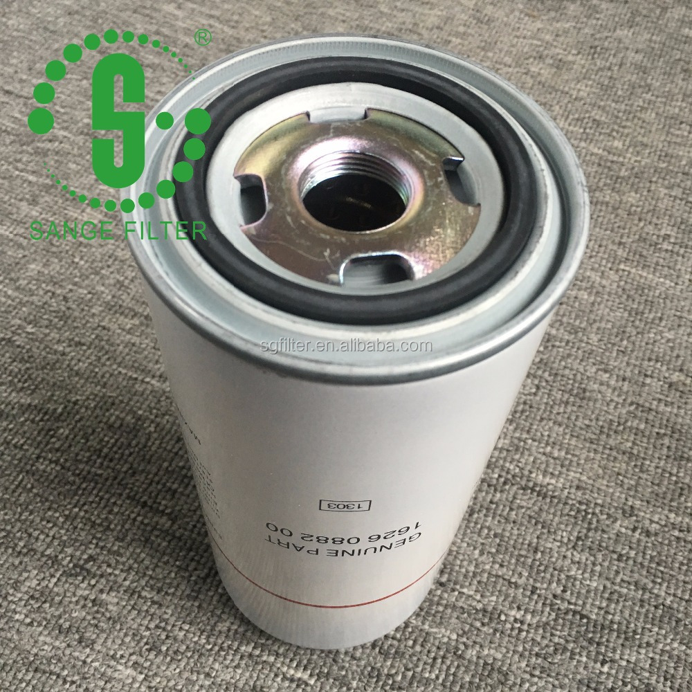 high quality low price oil filter 1626088200 1626088290 atlas copco air compressor parts