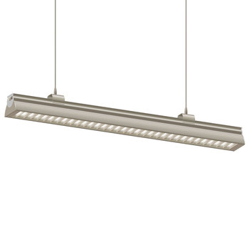 Urg16 2ft 6ft Surface Mounted Ceiling 80watt Led Grille Light Fixture Lamp