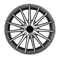 "MAKSTTON car rotiform replica xxr jwl via wheel rims 15"" wheel rims chrome replica wheel forged lip for sale"