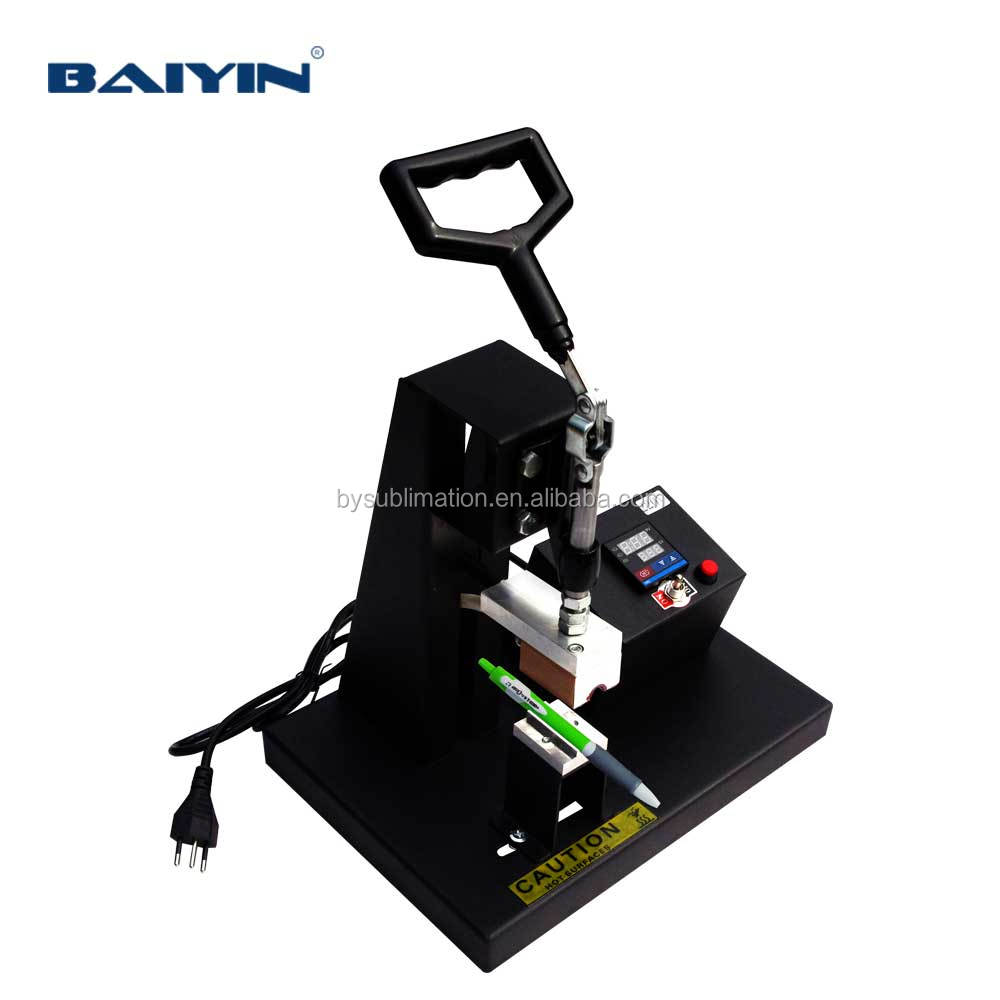 110V Ballpoint Heat Transfer Machine Pen Heat Press Machine, Small Logo Printing Machine Especially for Ball-point Pen