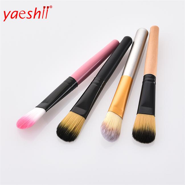 Yaeshii Wholesale Lady Beauty Needs Facial Foundation Makeup Cosmetic Brush