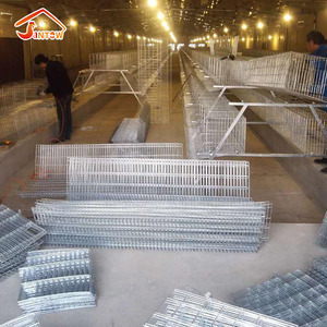 Cheap layer chicken cage price automatic battery cages for laying hen poultry