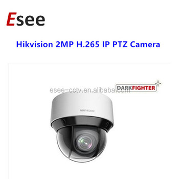 Ds-2de4a204iw-de Hikvision H 265 2mp 20x Zoom Darkfighter Ip Ptz Camera  Support Hik-connect - Buy Ds-2de4a204iw-de,Hikvision H 265  Camera,Hik-connect