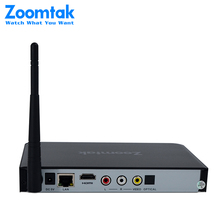 Zoomtak T8plus-2 TV BOX Android 6.0 Kitkat Amlogic S912 Octa Core 2GB/16GB eMMC Kodi 16.0 Best TV BOX Android HD Pron Video