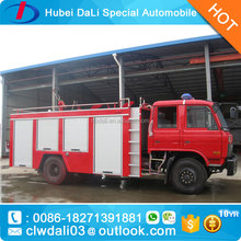 donfeng 4X2 10000L fire fighting sprinkler/fire fighting truck for sale