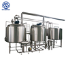 Beer equipment manufacturer 20hl microbrewery plant