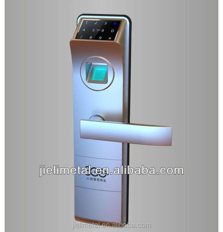 biometrische fingerabdruck t rschloss d1918f mit touchscreen schloss produkt id 446726016 german. Black Bedroom Furniture Sets. Home Design Ideas