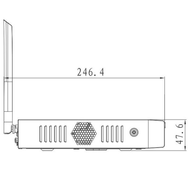 Nvr4104hs-w-s2 New Dahua 4ch Wifi Nvr Support Wifi Camera ...