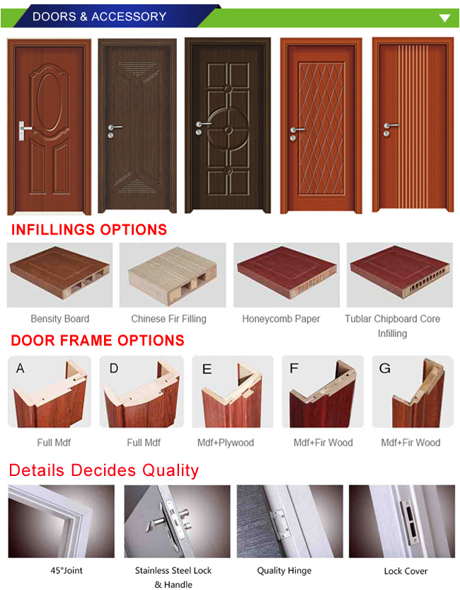 Bathroom Doors Nigeria nigeria teak wood and timber luxury design mdf swing room door and