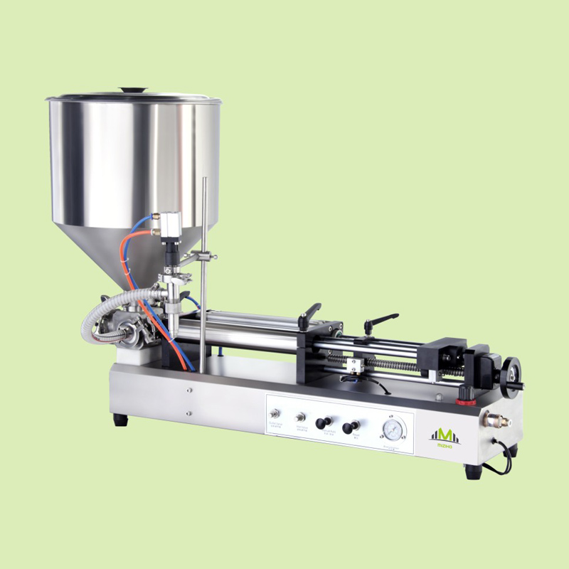 Small Size Liquid lotion cream paste Filling Machine, Mini Type Filler