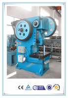 C-frame fixed table open type press machine, portal mechanical punch press