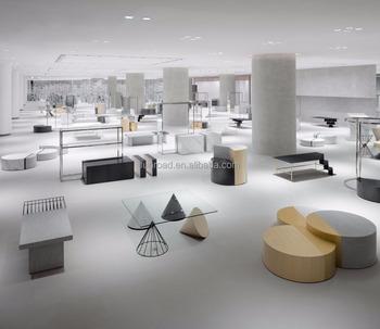 Department Store Interior Design Clothing Handbag Shoes Retail Shop