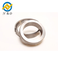 China Manufacturer Tungsten Carbide Mechanical Lapping Seal Ring for Pumps