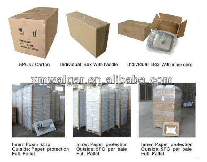 Foshan Manufacturer Cheap Stainless Steel Kitchen Sinks