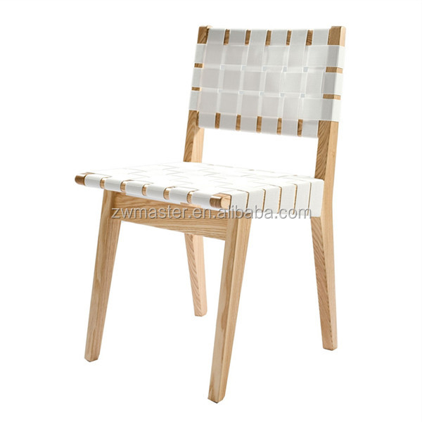 relax dining Jens Risom garden side chair replica
