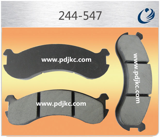 Mining Truck Brake Pads 244-547
