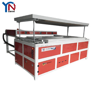 Acrylic abs plastic vacuum thermal forming machine