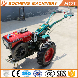 Hand walking tractor with hand walking tractor spare parts